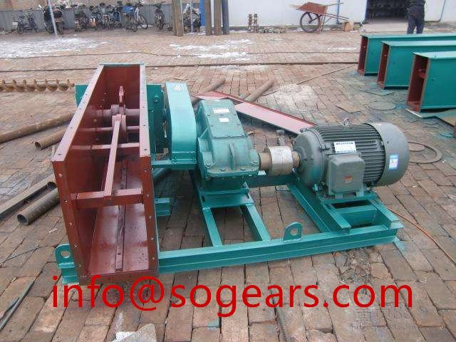 Industry Three phase AC Induction Brake Electric Motor