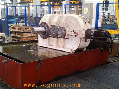 Types of Industrial Gearbox