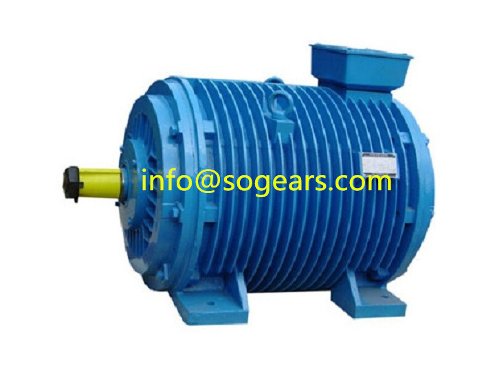 YGP series roller track frequency control electric motor