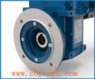 F Series Helical Gearbox