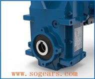 helical shaft gearboxes