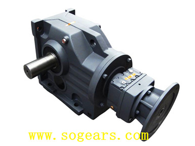 electric motor reducer gearbox