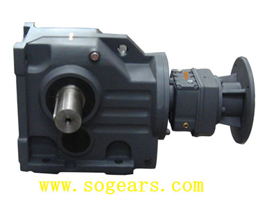 Lenze gear box