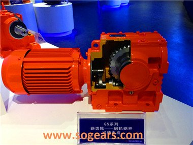 Worm Helical Gear Drives