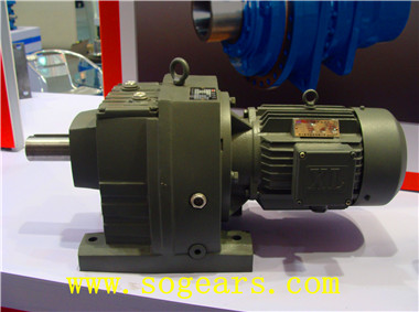 helical Industrial Drives