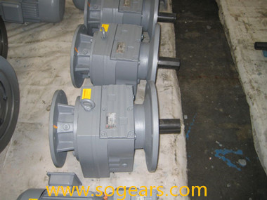 concentric gearbox