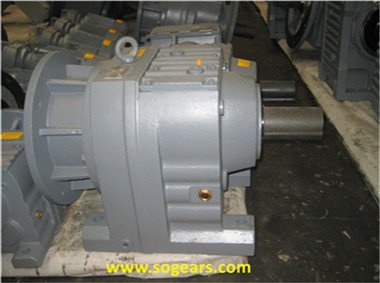 Helical Gear Motor Reductor