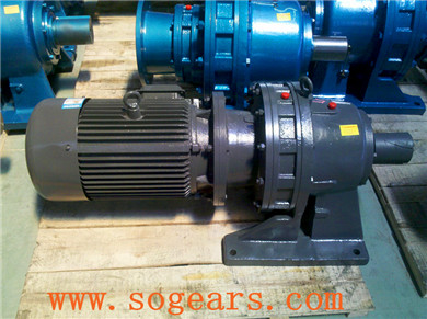 nord electric motor