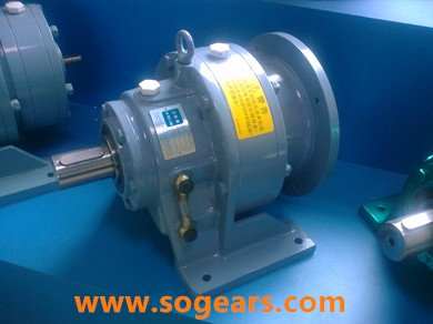 gear reducer for Pitch Drive