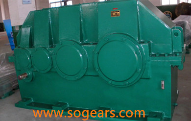 Gearbox for Hydropower industry