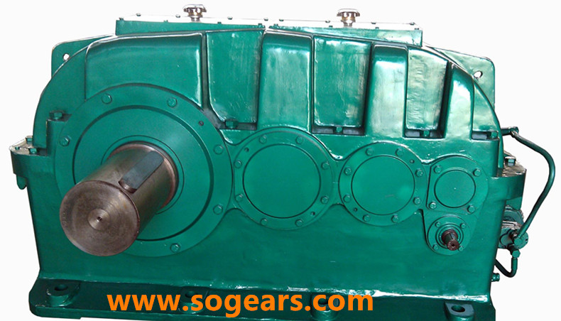 spindle gearbox