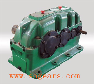 Custom designed gearboxes