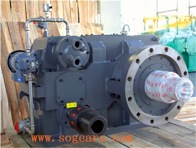 extruder gear reducers