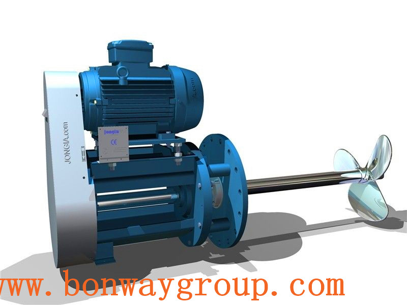 mixer gear reducers