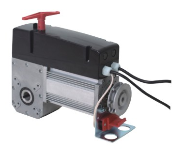 Gear motor used for door operator