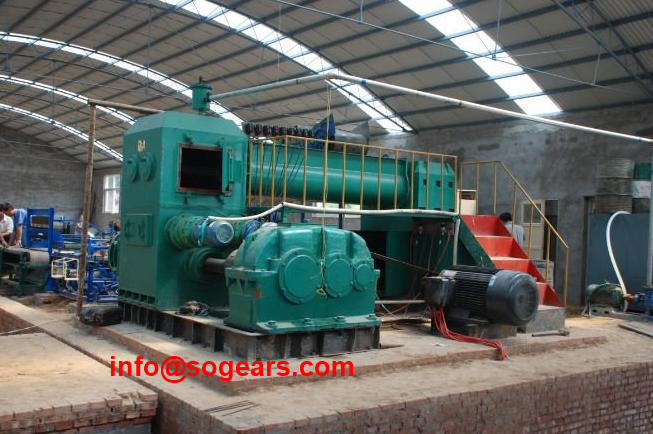 hard tooth surface parallel shaft reducer