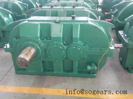 DBY/DCY series conical cylindrical gear reducer