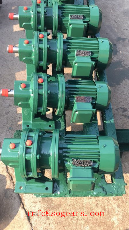 darali cycloidal reducers
