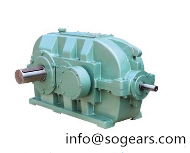 KDAB Series Cylindrical Gear Reduction