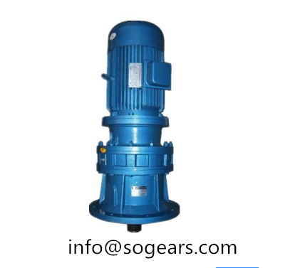 VF Series Worm Gear Reduction Motor