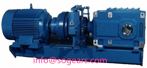 ISO9001 certificated motor reductor