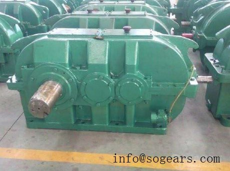 DCY Series Conical Cylindrical Gear Reduction