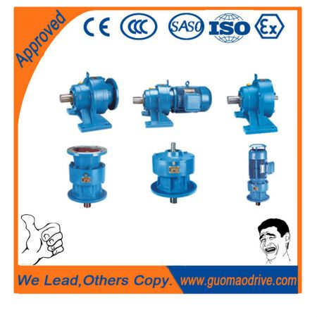 Cycloidal Gear Reducers