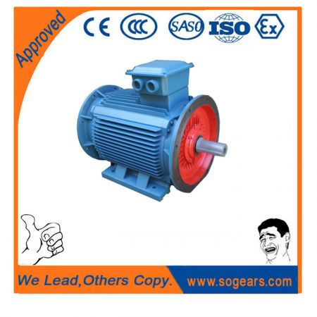 GOST Standard Electric Motor