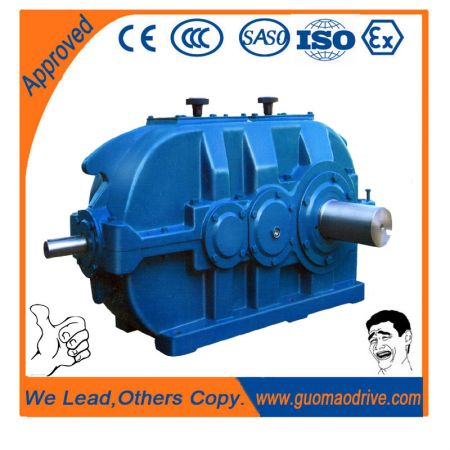 DCY series cylindrical gearbox