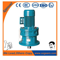 vertical cycloidal gearbox