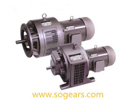 Electro-Magnetic Speed-Adjustable Motors