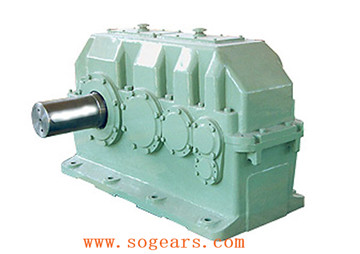 high speed gearboxes