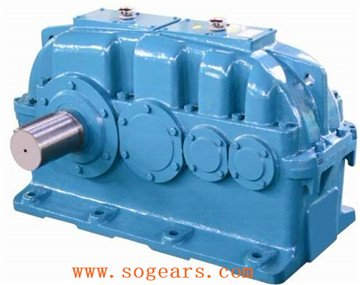 High torque gear unit