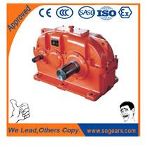 Horizontal Industrial gearbox