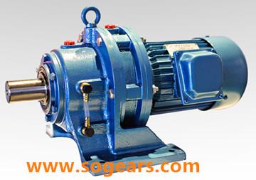 cycloid motor reducer