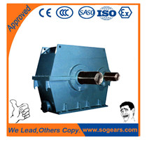edge drive mill gearboxes