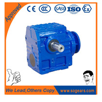 90 degree transmission gearbox