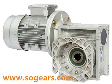 worm drive motor