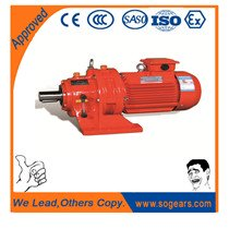 cycloid motor reducer