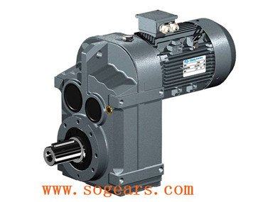 shaft mounting gear drive